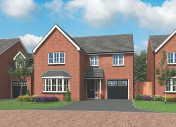 4 bed detached house for sale in Plot 37, Bordesley, Brook Meadow TF9