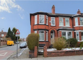 Thumbnail 4 bed semi-detached house for sale in Folly Lane, Manchester