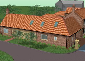 Thumbnail 3 bed detached house for sale in Plot 2, The Stables, Manor Farm, Church Lane, Ulceby, North Lincolnshire