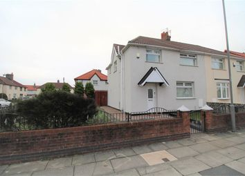 Thumbnail 3 bed semi-detached house for sale in Graylands Road, Liverpool, Merseyside