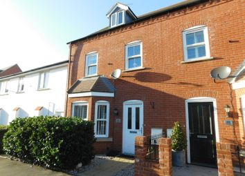Thumbnail 4 bed terraced house for sale in Valerian Way, Stotfold, Herts
