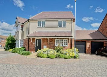 Thumbnail 3 bed link-detached house for sale in Harvest Drive, St. Neots