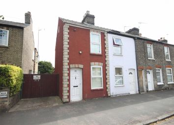 Thumbnail 2 bed end terrace house to rent in Peterhouse Mews, High Street, Chesterton, Cambridge