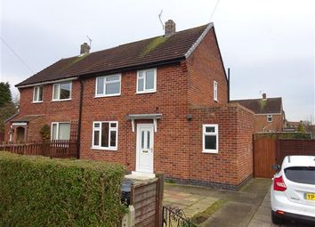 Thumbnail 2 bed semi-detached house for sale in Hessay Place, Acomb, York