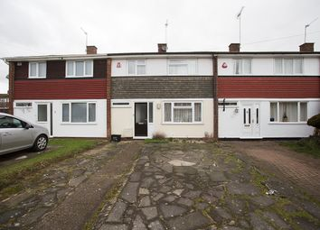 Thumbnail 3 bed terraced house for sale in Welbeck Close, Borehamwood