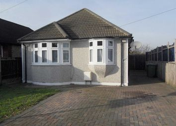 Thumbnail 3 bedroom detached bungalow to rent in Howbury Lane, Erith, Kent