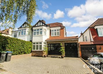 Townsend Avenue, London N14. 4 bed semi-detached house