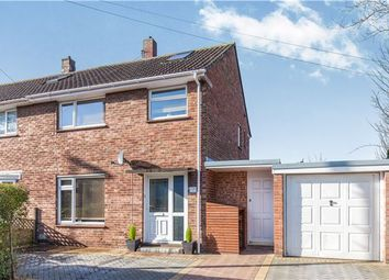 Thumbnail 3 bed end terrace house for sale in Station Road, Henbury, Bristol
