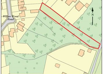 Thumbnail Land for sale in Willow Wood Road, Meopham, Gravesend