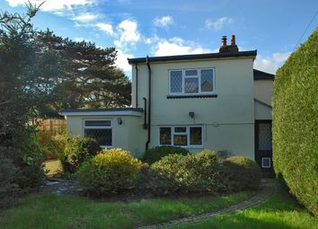 Thumbnail 2 bedroom semi-detached house for sale in North Street, Pennington, Lymington