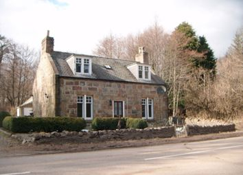 Thumbnail Cottage to rent in Auchgoram Cottage, Glenrinnes