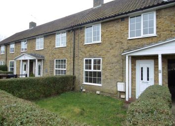 Thumbnail 3 bed terraced house for sale in Gainswood, Welwyn Garden City
