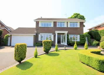 Thumbnail 4 bed detached house for sale in Meadow Lane, Fulford, Stoke-On-Trent