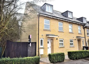 Thumbnail 3 bed end terrace house for sale in Cavell Court, Bishop's Stortford