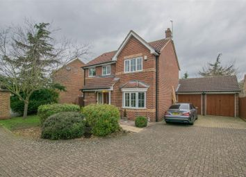 Thumbnail 4 bed detached house for sale in Long Grove Close, Broxbourne