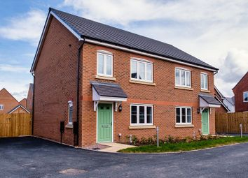 Thumbnail 3 bed semi-detached house for sale in Haygate Road, Wellington, Telford
