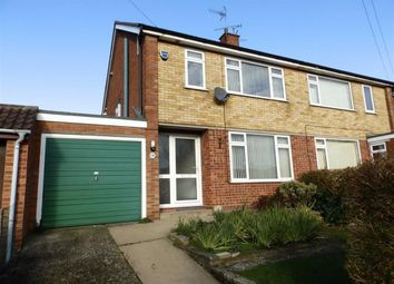 Thumbnail 3 bed semi-detached house for sale in Birchcroft Road, Ipswich, Suffolk