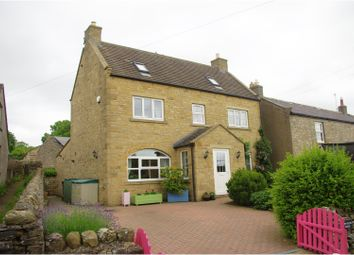 Thumbnail 5 bed detached house for sale in Moor Road, Leyburn