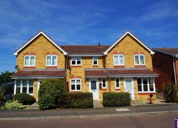 Thumbnail 2 bed terraced house for sale in Triscombe Way, Cheltenham