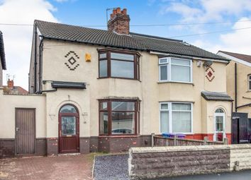 Thumbnail 3 bed semi-detached house for sale in Lingfield Road, Liverpool, Merseyside
