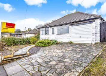 Thumbnail 3 bedroom detached bungalow to rent in Greenfield Avenue, Watford