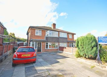 Thumbnail 3 bedroom semi-detached house to rent in Hibbert Lane, Marple, Stockport