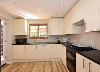 Thumbnail 3 bed detached house for sale in Stanley Road, Lords Wood, Chatham, Kent