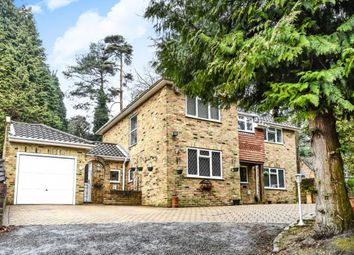 Thumbnail 4 bed link-detached house for sale in Iberian Way, Camberley