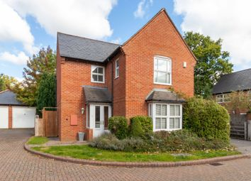 3 bed detached house for sale in Willowherb Way, Dickens Heath, Shirley, Solihull B90