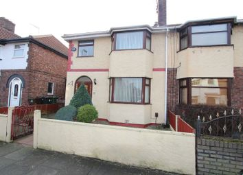 Thumbnail 3 bedroom semi-detached house for sale in Somerville Grove, Waterloo, Liverpool