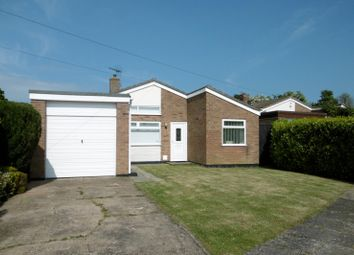 Thumbnail 3 bed bungalow to rent in Avocet Close, Lowestoft