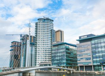 2 bed flat for sale in The Heart Building, Media City M50