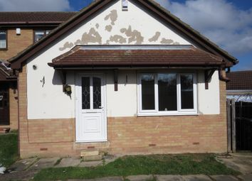 Thumbnail 2 bed semi-detached bungalow for sale in Hoddesdon Crescent, Dunscroft, Doncaster