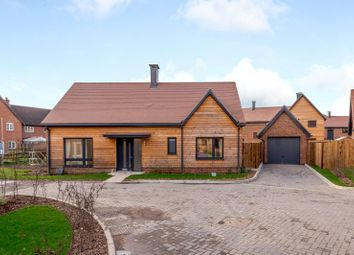 Thumbnail 2 bedroom bungalow for sale in Gratton Chase, Dunsfold, Godalming, Surrey
