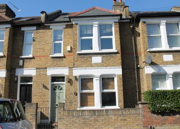 Thumbnail 3 bed terraced house to rent in Dorien Road, London