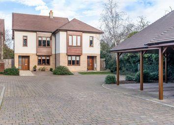 Thumbnail 4 bed semi-detached house for sale in Garner Close, Brampton, Huntingdon