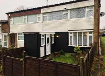 Thumbnail 3 bed end terrace house to rent in Eagle Croft, Druids Heath, Birmingham, West Midlands