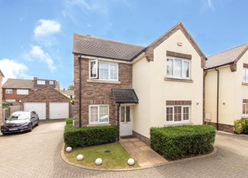Thumbnail 4 bed detached house for sale in The Pippins, Garston, Watford