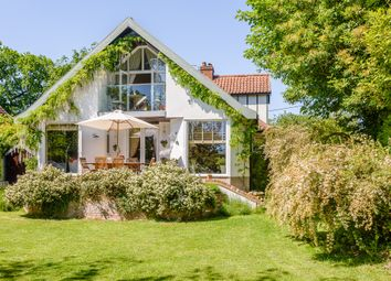 Thumbnail 5 bedroom detached house for sale in Postwick Lane, Brundall, Norwich