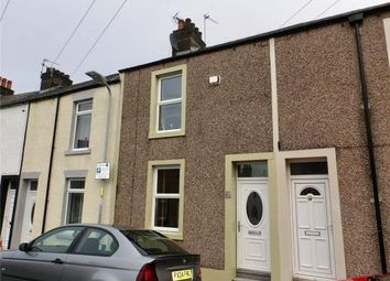 Thumbnail 2 bed terraced house for sale in Devonshire Street, Workington, Cumbria