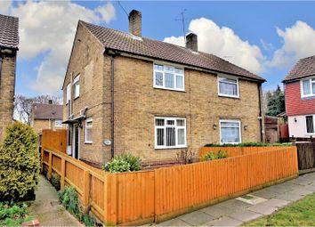 Thumbnail 3 bed semi-detached house for sale in Elham Close, Gillingham