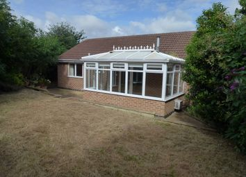 Thumbnail 3 bed detached bungalow for sale in Campion Hill, Castle Donington, Derby