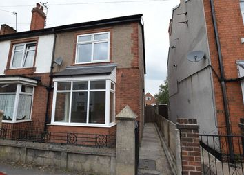 Thumbnail 3 bed semi-detached house for sale in Quarry Road, Somercotes, Alfreton, Derbyshire