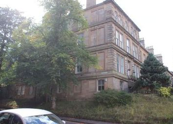 Thumbnail 3 bed flat to rent in Oakfield Avenue, Glasgow