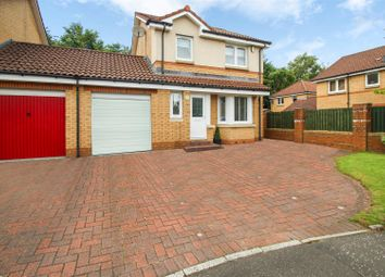 Thumbnail 3 bed detached house for sale in Bankton Avenue, Murieston, Livingston