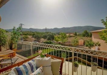 Thumbnail 3 bed apartment for sale in Calvia Village, Balearic Islands, Spain