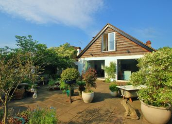 Thumbnail 4 bed detached bungalow to rent in The Warren, Worcester Park