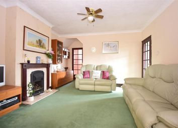 Thumbnail 3 bed semi-detached house for sale in Sandwich Road, Whitfield, Dover, Kent