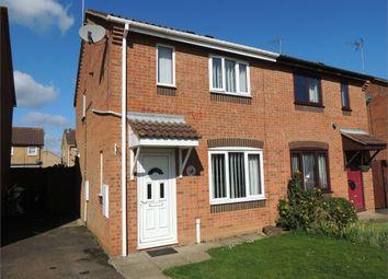 Thumbnail 3 bed semi-detached house for sale in Lark Road, Watlington, King's Lynn