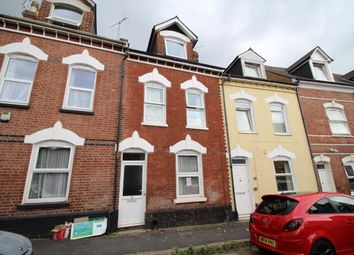 Thumbnail 6 bed terraced house to rent in Culverland Road, Exeter
